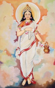 Bharmacharini_durga