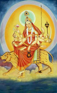 Chandraghanta_durga