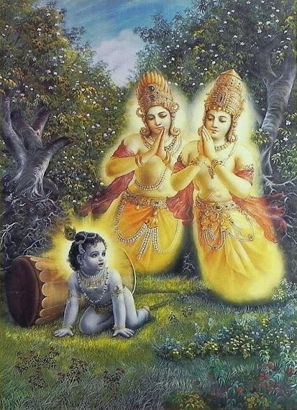 Krishna Damodar Leela