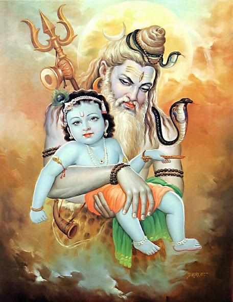 young-krishna-on-lord-shivas-lap